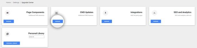 CMS-Updates