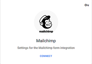 Mailchimp toolstack