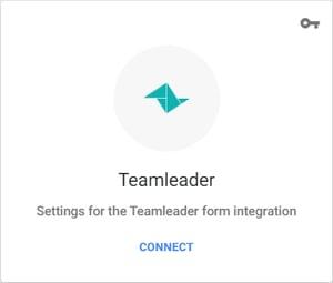 Teamleader toolstack