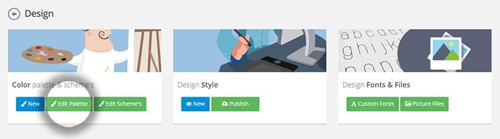 designstartpalette
