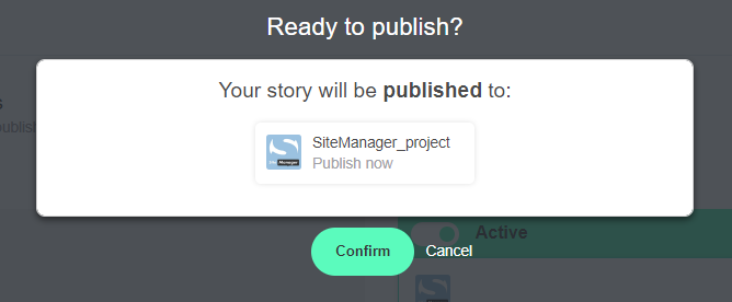 publish story 2-2