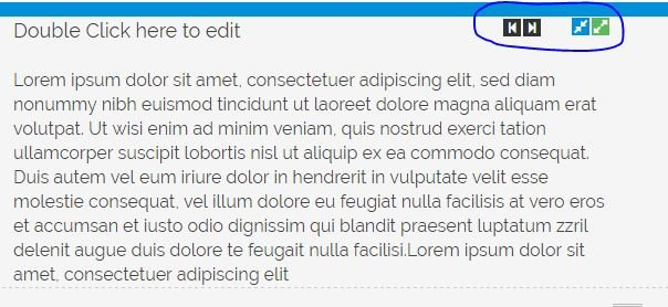 responsive page elements 3-1